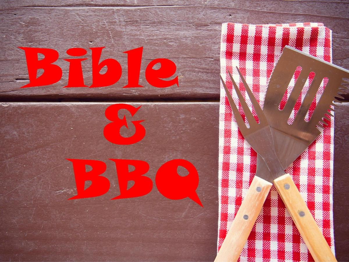 <strong>Cancelled:</strong> Bible & BBQ