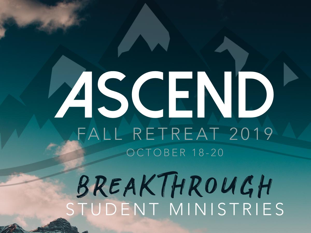 Ascend Fall Retreat